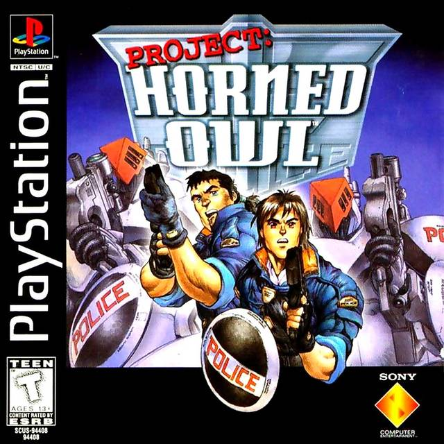 Project - Horned Owl - PS1 - ISOs Download