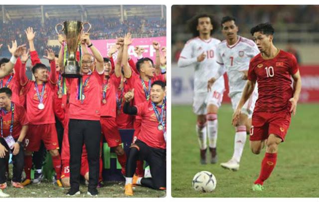 Đội tuyển Việt Nam & U23 tranh hùng 2020: Hừng hực đua vé World Cup, Olympic 2