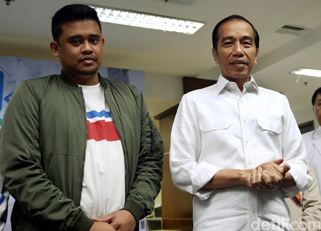 Saat Rekor Buruk Jokowi di Medan Bayangi Nasib Bobby dalam Pilkada