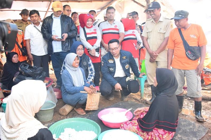 15 Lokasi di Cigudeg Jadi Opsi Relokasi bagi Korban Longsor Kabupaten Bogor