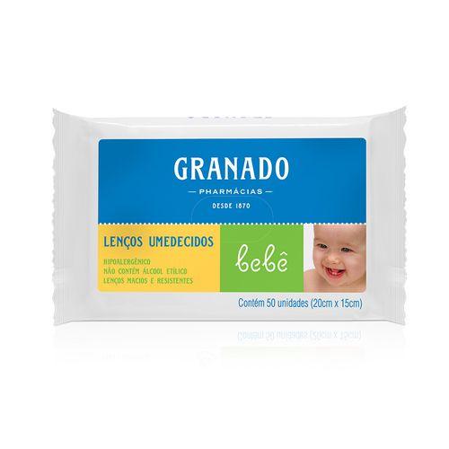 LENCINHO UMEDECIDO GRANADO