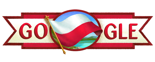 Poland National Day 2016: Google Doodle
