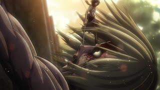 進撃の巨人『九つの巨人 女型の巨人 』 | アニ・レオンハート | Attack on Titan Female Titan | Nine Titan | Hello Anime !