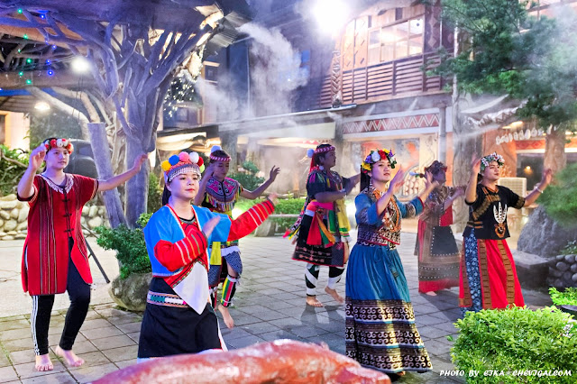 MG 8824 - 熱血採訪│隱身在繁華都市裡的原住民部落,各族原住民風味料理與熱情舞蹈就在城市部落台中店