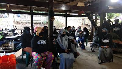 Gelar Rapat, Relawan Covid 19 Wajoriaja Perketat Akses Masuk dan Keluar Desa