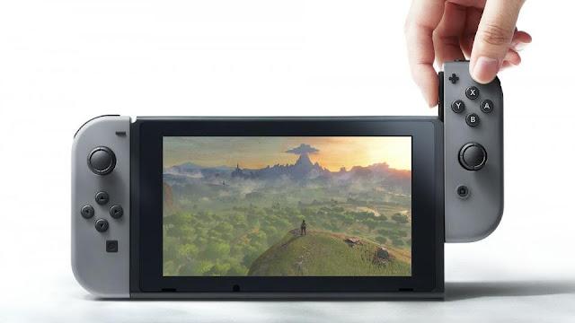 A chegada do Nintendo Switch proporcionou uma grande queda na reprodução de conteúdos pornográficos no portal YouPorn.
