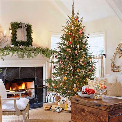 Dekorasi Rumah Untuk Menyambut Natal 800010