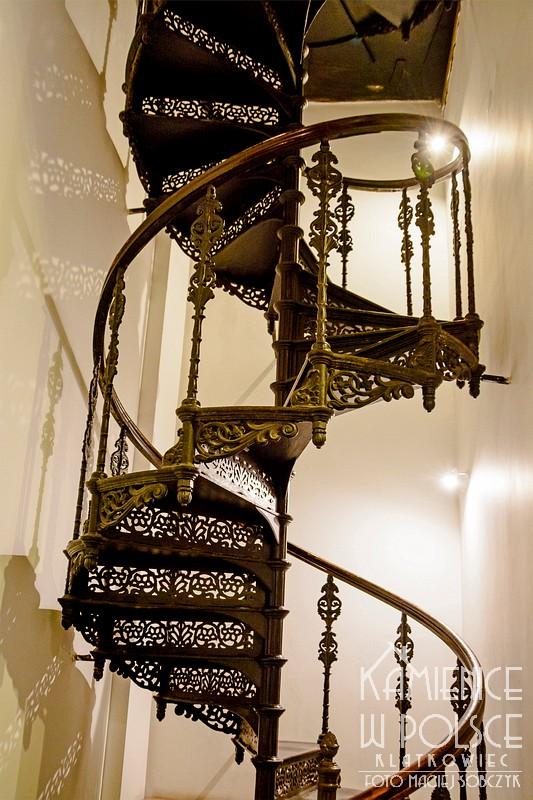 Toruń: tydzień z żeliwnymi i stalowymi schodami - odsłona nr 1