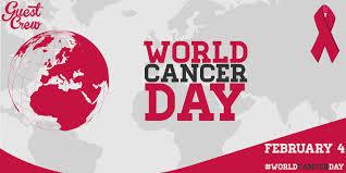 WORLD CANCER DAY (THURSDAY, FEBRUARY 4, 2016)