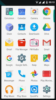 Nexus ROM for Lenovo A2010