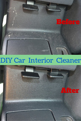 it really is this easy car interior cleaning spray. Black Bedroom Furniture Sets. Home Design Ideas