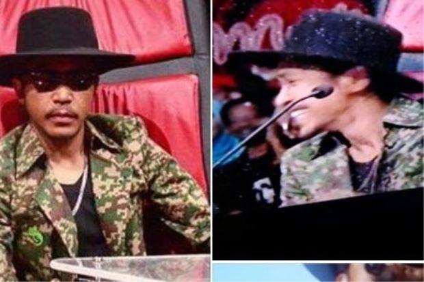 Baju Celoreng Hazama, TV3 Mohon Maaf