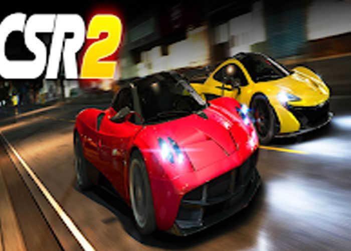 تنزيل CSR Racing 2 للاندرويد