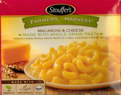 Val's Galorious Galaxy Stouffer39s Macaroni and Cheese