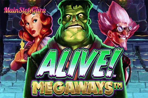 Main Gratis Slot Demo Alive! Megaways Skywind Group