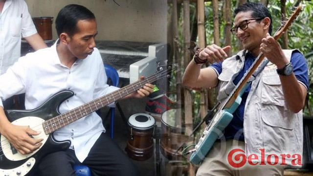 TKN Menampik Pilpres 2019 Pertarungan Jokowi Vs Sandi