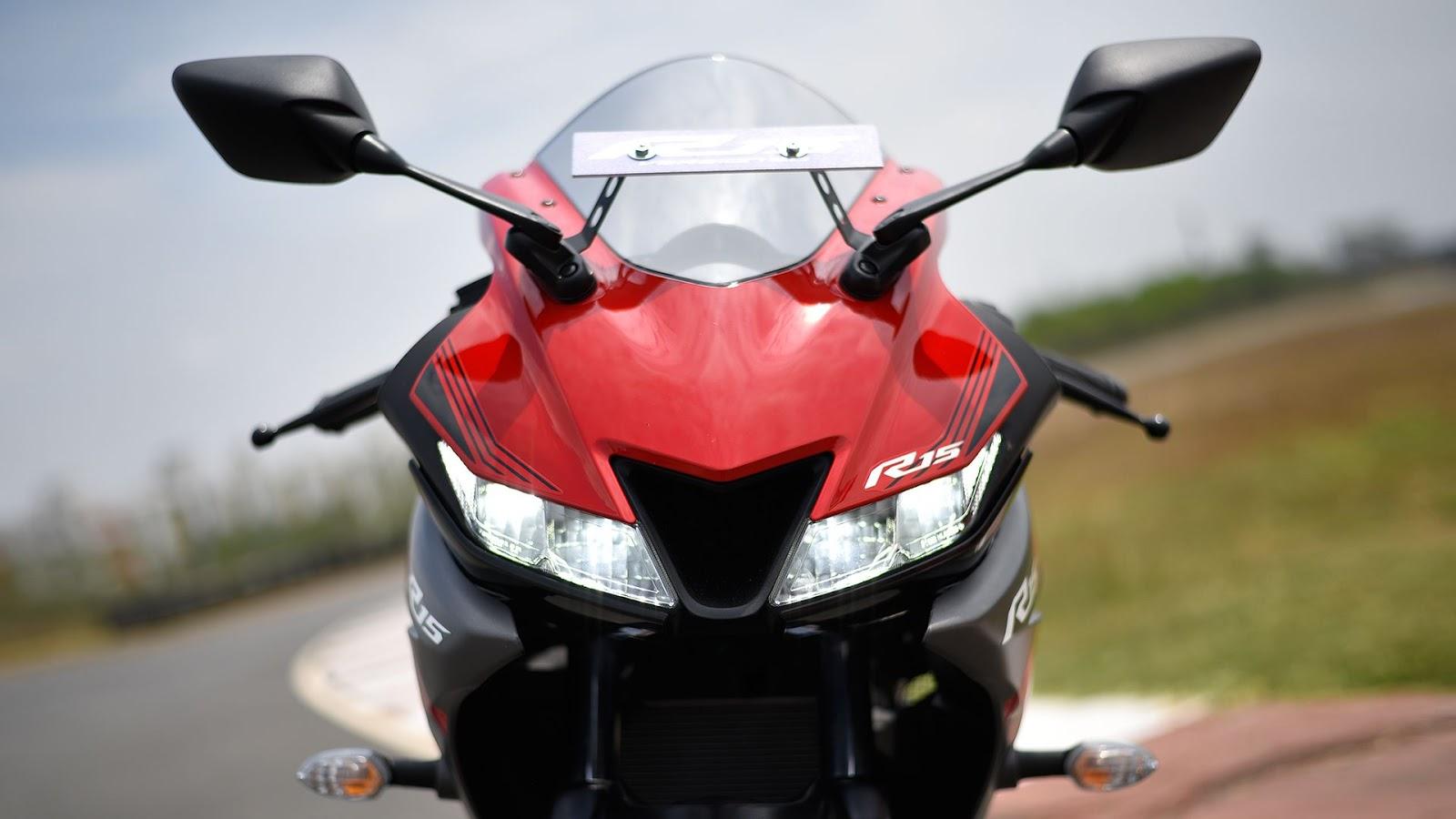 Gambar Yamaha R15 V3 kualitas HD - 10