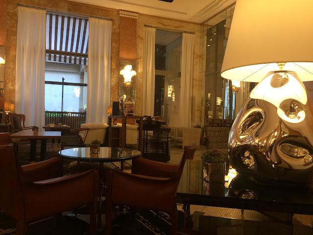 Les Heures, Prince de Galles, Paris