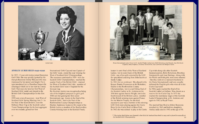 Ansley Lurie Reid from the RLCGA Centenary Book by Carol Fell