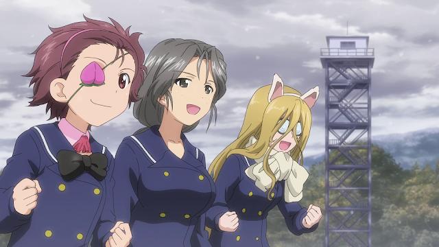 Girls und Panzer das Finale