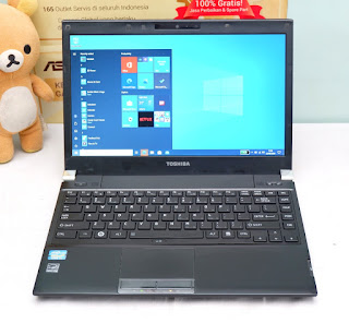 Jual Toshiba Dynabook R732H Bekas