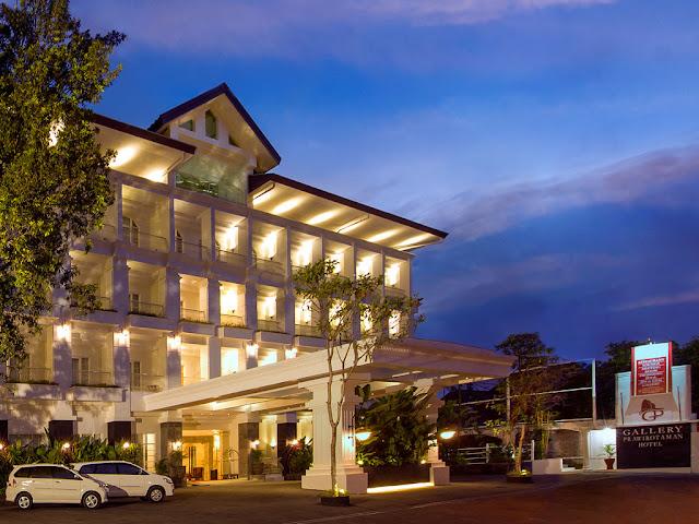 Hotel Gallery Prawirotaman Yogyakarta