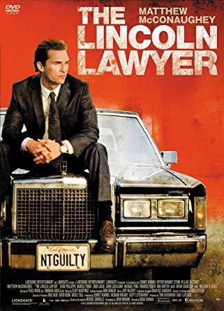 映画リンカーン弁護士のポスター