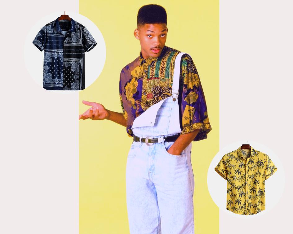onde comprar camisas estampadas