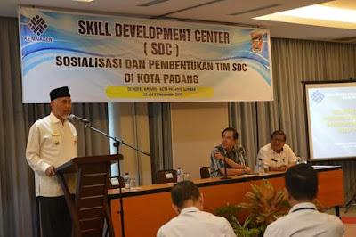 Padang Jadi Kota Pilot Project Program Sdc Gemamedianet