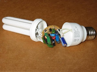 Compact Fluorescent Lamp Circuit