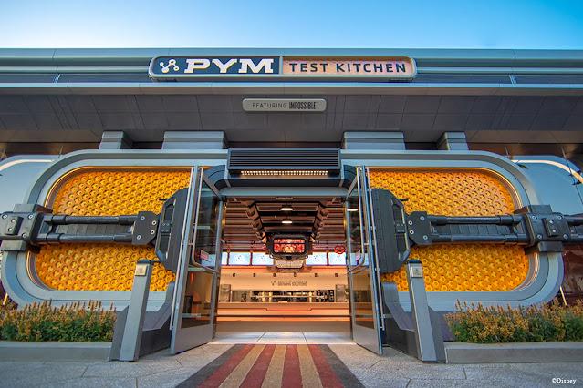 Marvel-Studios-Avengers-Campus-Disneyland-Opening-Pym Test Kitchen food Ant-man Wasp