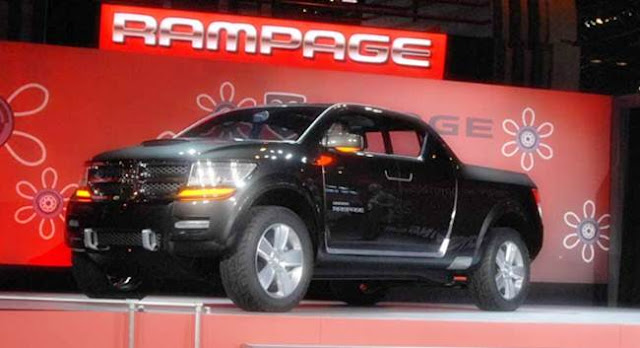 2018 Dodge Rampage Specs, Release Date, Price
