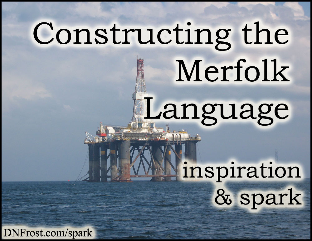 Constructing the Merfolk Language: with sonar clicks http://www.dnfrost.com/2017/08/constructing-merfolk-language.html #TotKW Inspiration and spark by D.N.Frost @DNFrost13 Part 4 of a series.