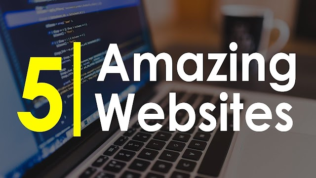 Top 5 Powerful Websites On Internet