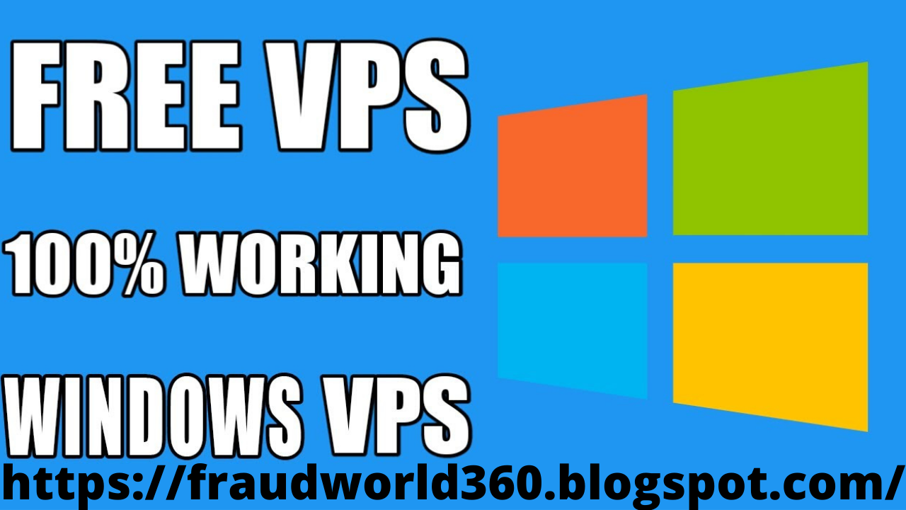 How To Get Free Rdp Vps For 1 Year