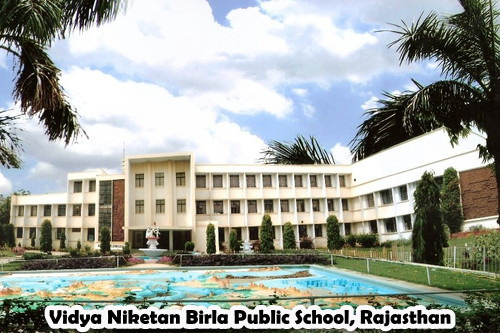 Vidya Niketan Birla Public School, Rajasthan