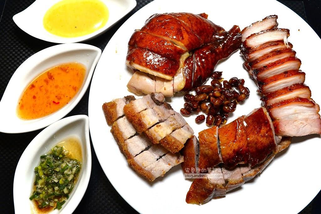 遠百信義A13美食推薦必吃美食,信義區港式燒臘,新德士燒臘