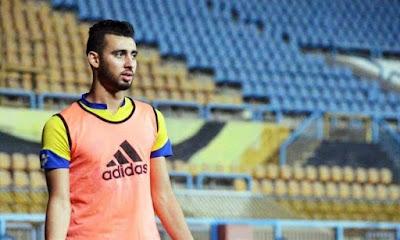 """باهر المحمدى يعود لتدريبات الإسماعيلى استعدادا لاستئناف الدوري """"بعد تعافية"""""""