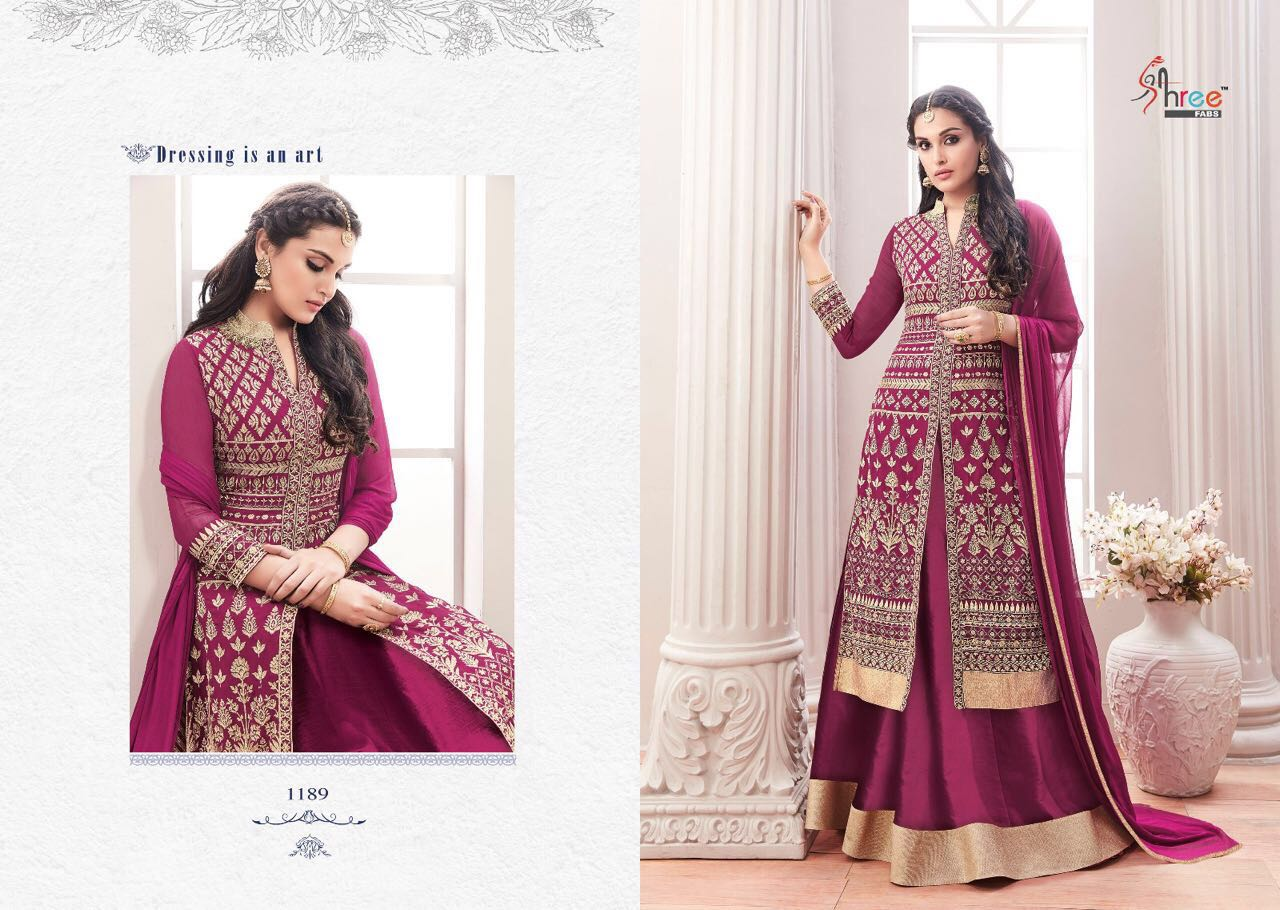 First Choice 16 – Indian Look Designer New Salwar Kameez