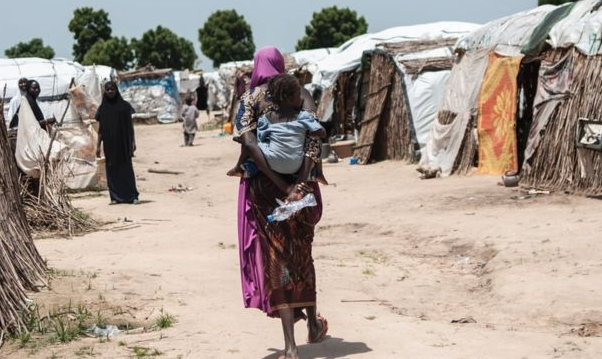 boko haram suicide bomber idp camp