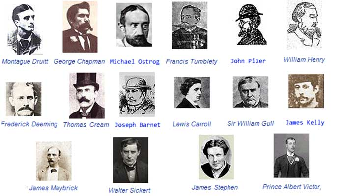 Tersangka Jack the Ripper