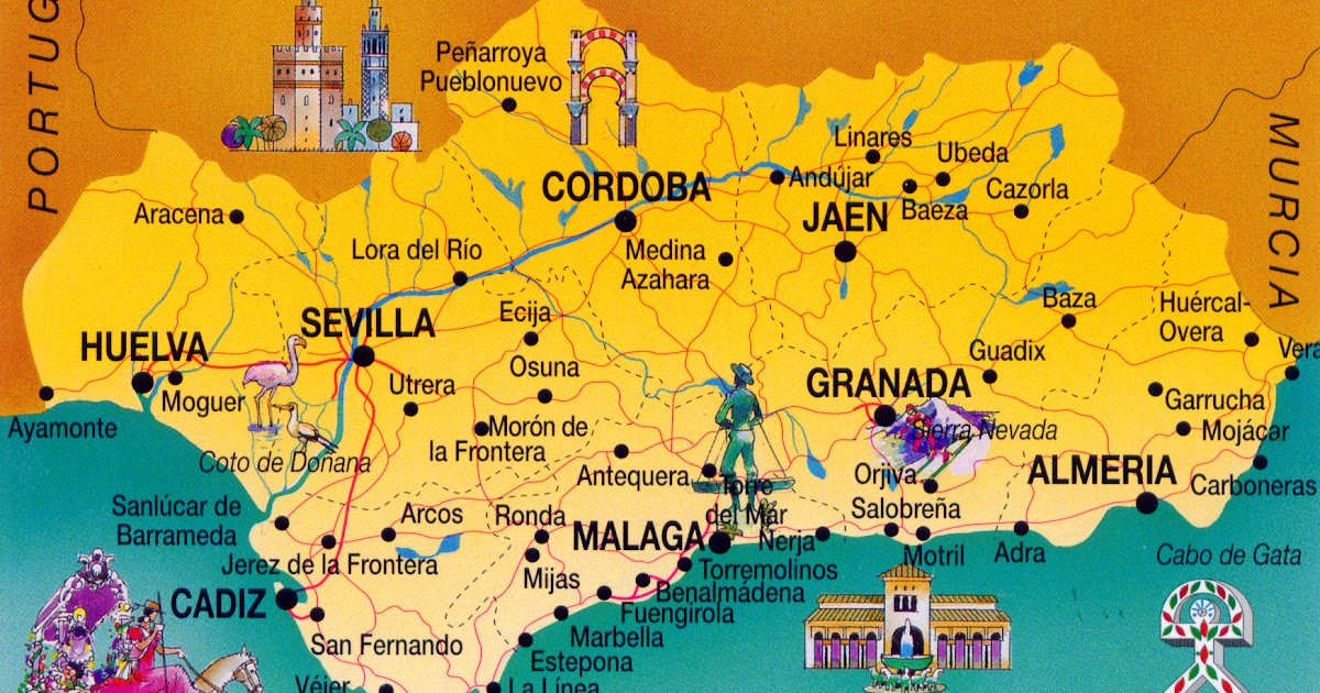 maps of all countries with 0988 Spain Andalusia Map Of Andalusia on Where Is Brindisi in addition Where Is Venlo as well Novasca additionally GB 0722 together with Sagrada Familia AJP 3277.