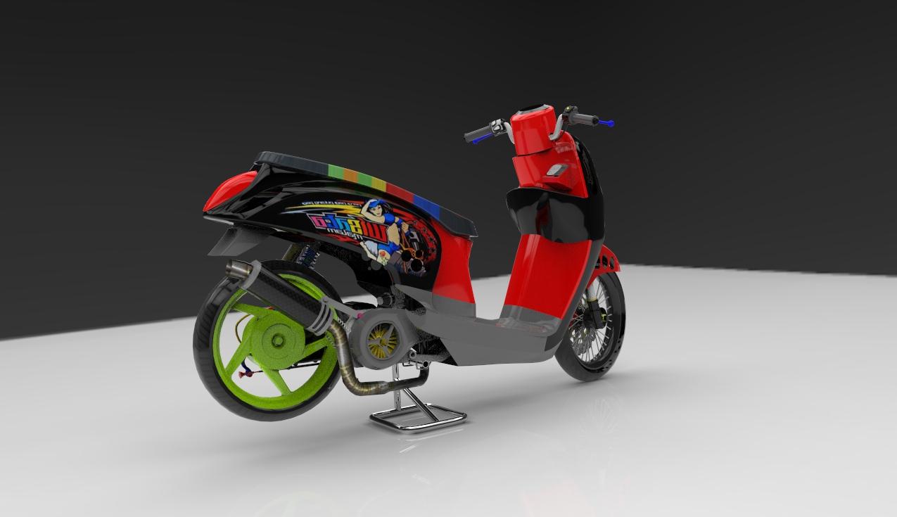 download game drag racing bike edition mod indonesia apk