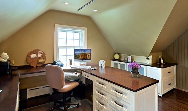 home office craft room design ideas images