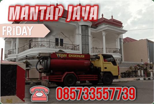 Sedot WC Nginden Jangkungan Surabaya Murah