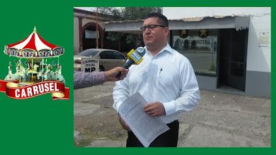 Luis Arturo Muñoz: otra denuncia