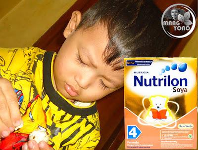FOTO : Gigin umur 3,5 Tahun