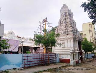 Sri Venkateswara Swamy Temple HMT Nagar Nacharam - Hyderabad