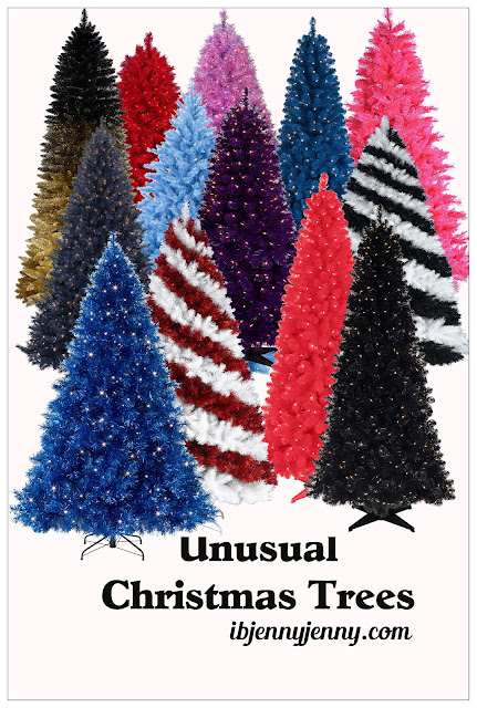 UNUSUAL CHRISTMAS TREES PREVIEW