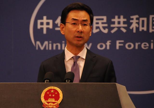 Phát ngôn TQ: Tàu Hải Dương 8 hoạt động trong vùng biển thuộc thẩm quyền của Trung Quốc